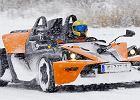 KTM X-Bow - najfajniejsze sanki na �wiecie?