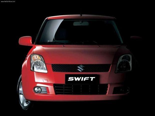 Akcja naprawcza Suzuki Swift
