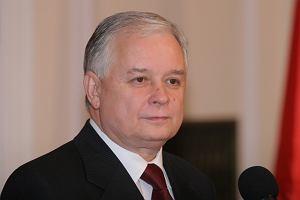 Kalisz: nie by�o prezydenta, by� list o kryzysie