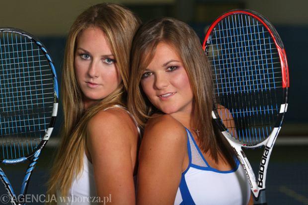 """""""Wydarzenie roku!"""" Siostry Radwa�skie kontra Clijsters, Henin?"""
