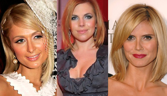 Paris Hilton fot. AP; Ola Kwaśniewska _ RN _ Forum; Heidi Klum fot. Peter Kramer _ AP