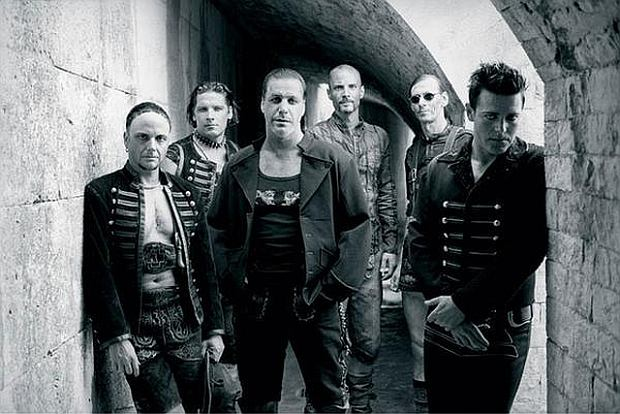 W sieci pojawił się teledysk, który promuje najnowszą płytę Rammsteina.
