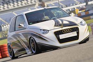Volkswagen, który chciał być Audi