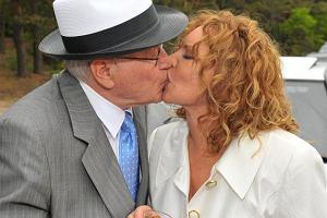 Jan Nowicki i Małgorzata Potocka wzięli ślub!