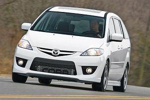 Rodzinny pocisk - Mazdaspeed 5
