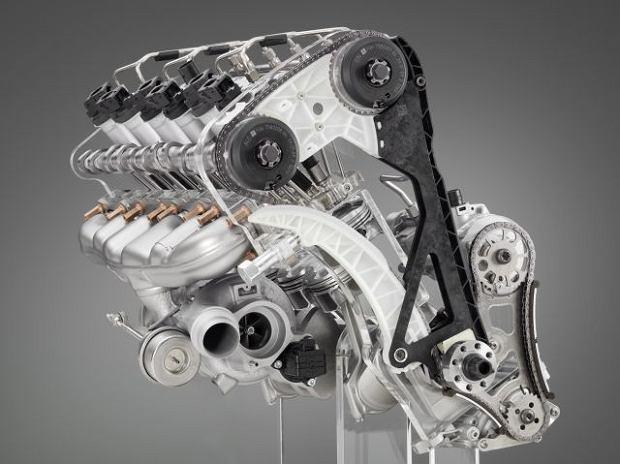 Turbooszczędność Nowy Silnik Bmw Zdjęcie Nr 5