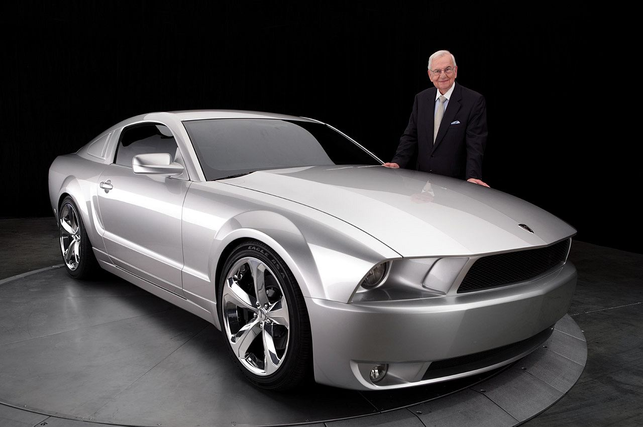 Mustang wraca do korzeni