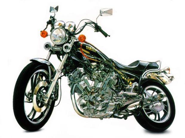 motocykl uywany yamaha virago