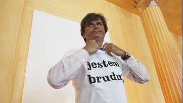 Janusz Palikot znów obiecuje politykę na serio
