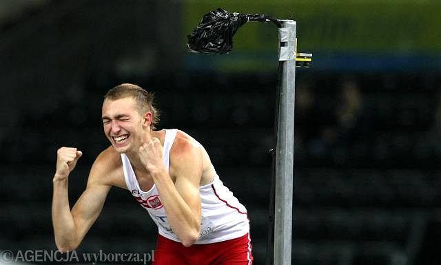 Brązowy medalista mistrzostw świata w Berlinie, Sylwester Bednarek