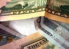 Zielonym do g�ry, czyli jak zarobi� na wzro�cie kursu dolara