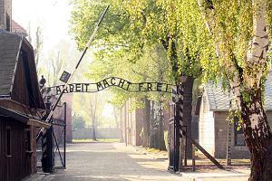 Odnalaz�y si� zaginione spodnie wi�nia z obozu Buchenwald