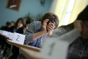 Egzamin z historii to nie konkurs