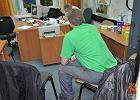 Poszukiwany od 3 lat gro�ny przest�pca wpad� na Mokotowie