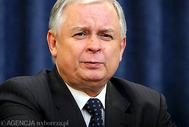 Lech Kaczyński już jako prezydent kraju, a nie stolicy - z7257923Q,Lech-Kaczynski-juz-jako-prezydent-kraju--a-nie-sto
