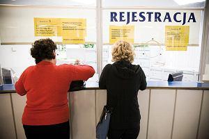 Rejestracja w szpitalu klinicznym jak zabawa w g�uchy telefon