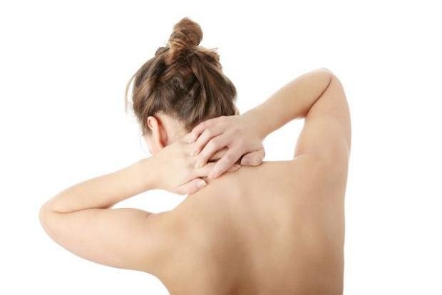 B�le kr�gos�upa to cz�sto efekt przeci��enia i braku ruchu.