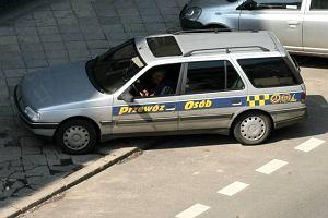 """""""1 km 90 z�"""". Kolejny taks�wkarz-przewo�nik przed s�dem."""