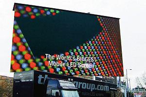 Największy telewizor