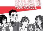 Linia HerCut Sephora - kosmetyki dobrane do fryzury!