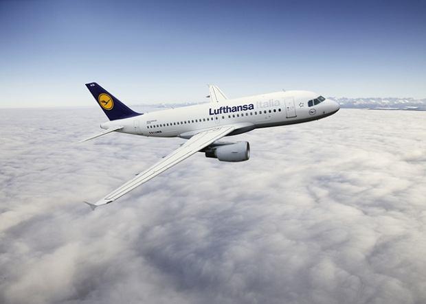 Samolot Lufthansy