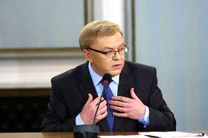 Wybory 2011. Chlebowski chce do Senatu. Na własną rękę