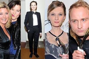 Zobacz, jak wyglądały największe gwiazdy polskiego kina podczas gali rozdania Orłów 2010.