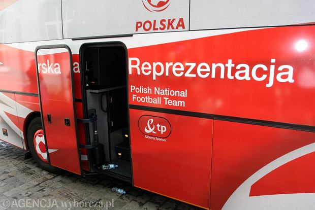 Autobus reprezentacji Polski