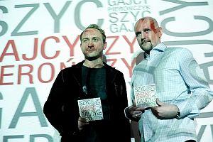 Nowa płyta: Borys Szyc czyta wiersze Gajcego