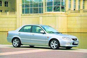 Mazda 323 (1998-2003) - opinie Moto.pl
