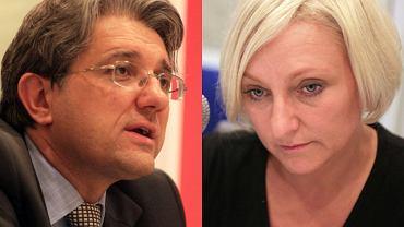 Andrzej Depko i Ewa Wanat
