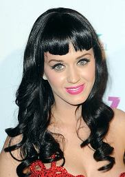 Katy Perry arrives at  Perez Hilton's birthday party on Saturday March 27, 2010, in Los Angeles. (AP Photo/Katy Winn).