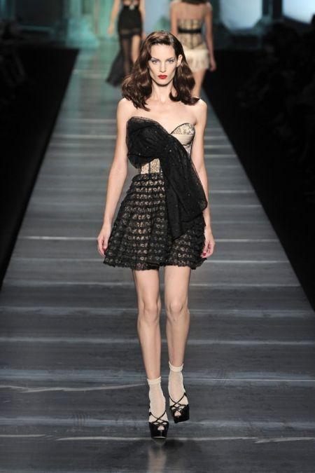 Projekt: Dior (wiosna-lato 2010)