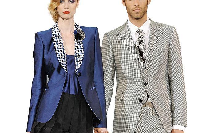 akademia mody, garnitur