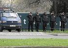 Wsparcie dla policji - p� tysi�ca funkcjonariuszy