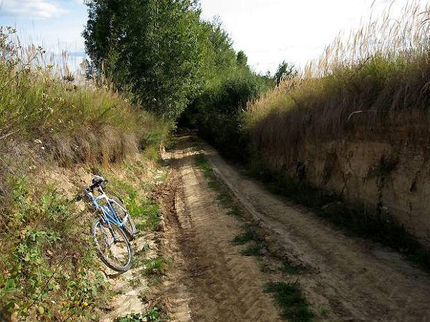 Polska z roweru. Roztocze