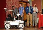 Robot marsjański studentów UMK pojechał do Utah