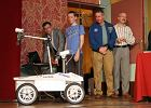 Robot marsja�ski student�w UMK pojecha� do Utah