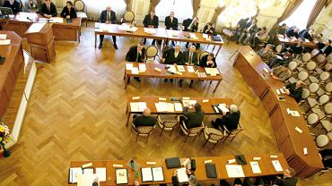 Sesja Rady Miasta w Bielsku-Białej