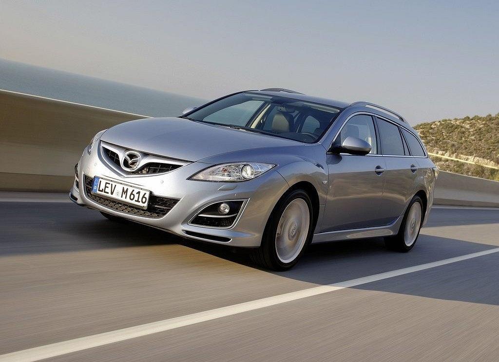 Mazda 6 face-lifting 2010