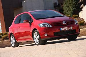 Toyota Auris - test | Pierwsza jazda