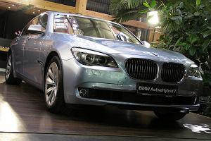 BMW X6 i 7 ActiveHybrid - test | Pierwsza jazda