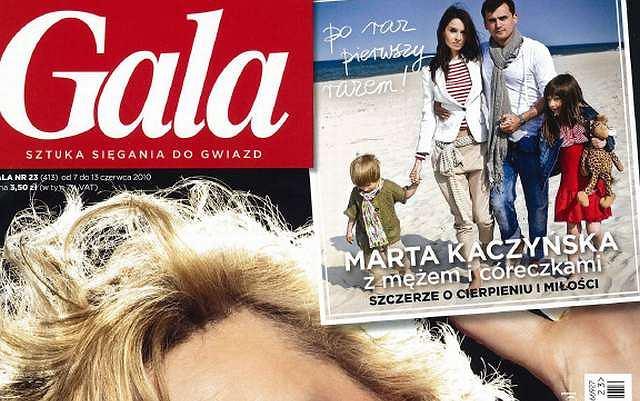 Magazyn ''Gala''. 07.06.2010