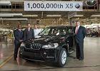 Milion razy BMW X5