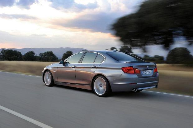 BMW 5 wyprzedane!