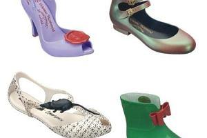 Plastikowe buty Melissa - przegl�d