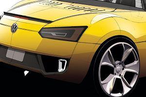 Volkswagen z silnikiem za plecami