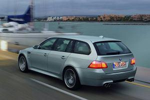 BMW M5 E60 - koniec produkcji