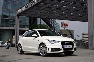 Audi A1 - test | Pierwsza jazda