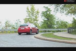 Honda Civic GT | Test wideo